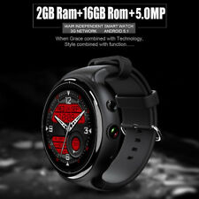 I4 SmartWatch 3G 5 MPX Camera HD WiFi GOOGLE PLAY 2 GB RAM 16GB ROM BT 4.0 GPS