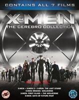 x-Men - The Cerebro Collection(7 Film) Nuovo Regione B