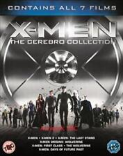 X-Men - The Cerebro Collection (7 Films) Blu-RAY NEW BLU-RAY (6296315001)