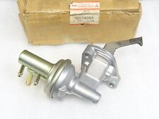 Mitsubishi NOS NEW MD034065 fuel pump Dodge Colt Plymouth Champ 1981-83 *M2