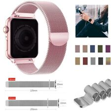 38/40/42/44mm Milanese Magnetic Loop Strap iWatch Band For Apple Watch 5 4 3 2 1
