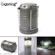 Portable COB LED Super Bright Camping Lantern Tent Fishing Outdoor Lamp Light