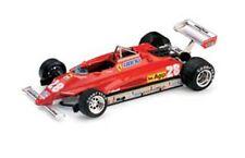 BRUMM R268 Ferrari 126C2 F1 diecast model car Didier Piponi San Marino GP 1:43rd