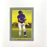 MLB 2020 Topps Turkey Red Baseball Vladimir Guerrero Jr Toronto Blue Jays Card