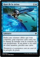 MTG Magic XLN - (x4) Siren's Ruse/Ruse de la sirène, French/VF
