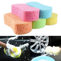 High Foam Car Auto Cleaning Clean Wash Washing Sponge Multipurpose Cleaner Kit~
