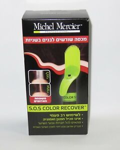 Michel Mercier S.O.S. Color Recover Gray Roots Touch-Up Fit All Red Hair