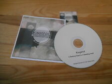 CD Indie Kingsfoil - Beating Heart Is A Bleeding Heart (12 Song) Promo STARGAZER