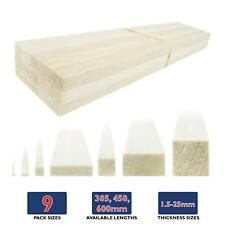 More details for wws balsa wood strips (choose size & quantity) – modelling