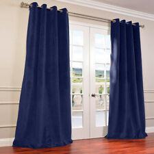 WINDOW CURTAIN PANEL  | Premium VELVET Lined  | MAISON ATLAS | GROMMET  NEW
