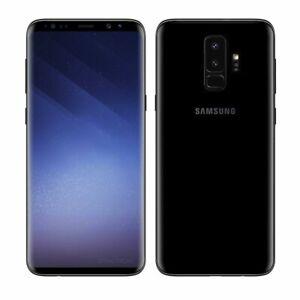 SAMSUNG GALAXY S9 + PLUS - SPACE GRAY BLACK UNLOCKED - 64GB
