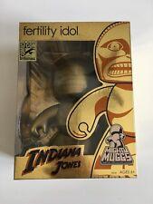 Hasbro SDCC Exclusive Indiana Jones Fertility Idol Mighty Muggs NIB