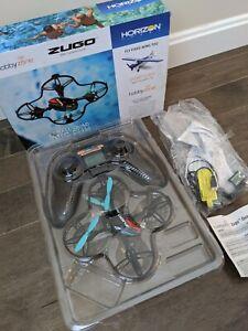Hobbyzone HBZ8700 Zugo™ 2MP HD Camera Drone RTF w/ Radio Battery & Charger