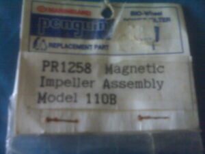 Marineland 110B PR1258 Magnetic Impeller Assembly Replacement New!!!