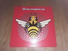Reactivate 18-React-3 x Vinyl Album-Rare Trance-Push, Picotto, Three Drives