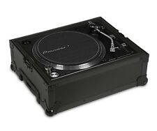 UDG Turntable Flight Case Black (Trolley + Wheels) PLX-1000 Technics SL-1200