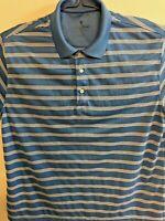 Golf Polo Shirt, XL, Palm Beach, Blue, In Great Condition