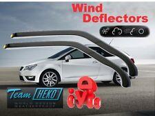 SEAT IBIZA  3D 2008 - 2017  Wind deflectors  2.pc  HEKO  28235