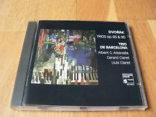 Trio de Barcelona - Dvorak : Piano Trios op. 65 & 90 - Claret, Attenelle - CD HM