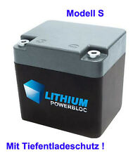 LITHIUM POWERBLOC 5.5S mit BMS LiFePO4 Akku 13,2V 5,5Ah 4S5P A123 APR18650M1