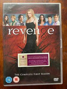 Revenge Season 1 DVD Box Set US TV Drama Series
