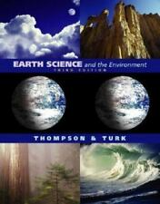 Earth Science and the Environment (w/ EarthScienceNow & InfoTrac) Thompson Turk