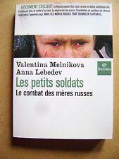 Les petits soldats le combat des mères russes contre l'armée  /Z36