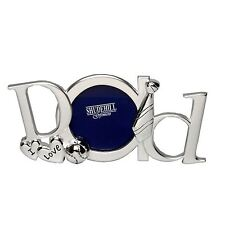 I Love Dad Letter Message Photo Frame Ideal Christmas Fathers Day Present