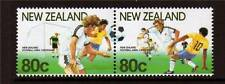 New Zealand 1991 Football Assoc.SG1587/8 MNH