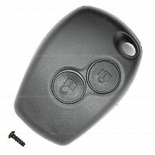 Schlüssel Ersatz Tasten Gehäuse für Renault Twingo Kangoo Modus Trafic Master
