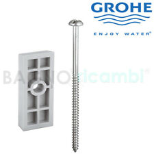 Grohe 45914XE0 Spacer Clear For Pole Shower, From 0 5/16in
