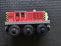 SALTY Thomas & Friends WOODEN Railway NEW Train WOOD - Nice