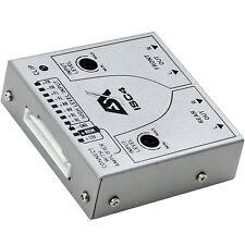 ESX ISC4 High To Low Level Converter 4-Kanal Lautsprecher Radio Adapter