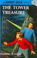The Tower Treasure (The Hardy Boys No. 1) by Franklin W. Dixon