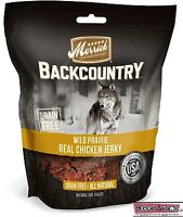 Natural MERRICK Dog REAL CHICKEN JERKY Treats Chews Grain Free Made in USA