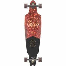 "Globe Prowler Classic 38"" Tortoise/Black Longboard Skateboard Complete - New!"