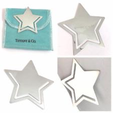 AUTHENTIC Rare Tiffany & Co Star Bookmark