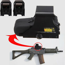 Hot Sale Optical Red Green Dot Tactical 551 Airsoft Combat Riflescope Sights