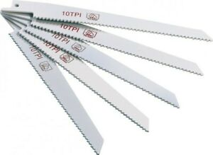 Set de 5 lames bois pour scie sabre AGT AW-18.sl - AGT