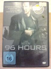 96 Hours, DVD, gebraucht