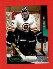 1993-94 Parkhurst EMERALD ICE parallel # 12 Jon Casey BOSTON BRUINS GOALIE