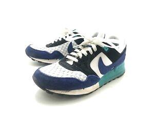 Nike Air Pegasus 89 Herren Halbschuh Sneaker Sportschuh Mehrfarbig Gr. 41 (UK 7)