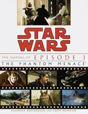 The Making of Star Wars, Episode I - The Phantom Menace-ExLibrary