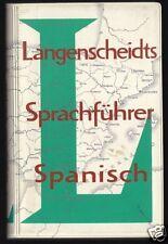Langenscheidts Sprachführer Spanisch, 1970