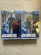 IN STOCK! Hasbro 6? GI Joe Classified Wave 1 SNAKE EYES Action Figure Free Ship
