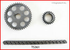 Engine Timing Set-OHV, Chrysler, 16 Valves ENGINETECH, INC. TS361