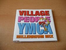 Maxi CD Village People - YMCA - Millennium Mix - 1999