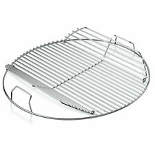 Weber 7436 Replacement Bbq Hinged Cooking Grate Out Door Eating Grilling