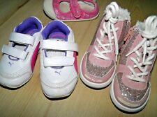 süße 2 Mädchen Schuhe H&M,PUMA Gr.22