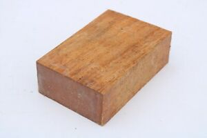 Fava Amargosa Bowl Knife Call Cue Exotic Wood Turning Blank Lumber 2 x 4 x 12¨